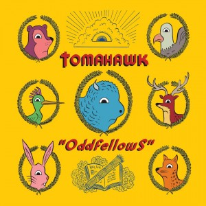25) Tomahawk/ Oddfellows