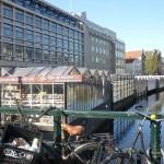 Amsterdam marché fleurs