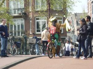 Un indien à Amsterdam